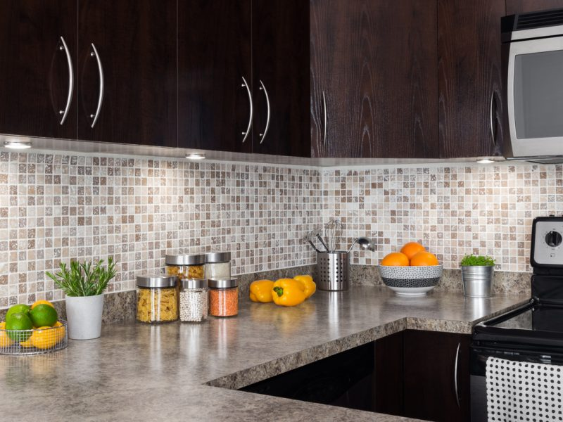Kitchen ceramic tiles Montreal