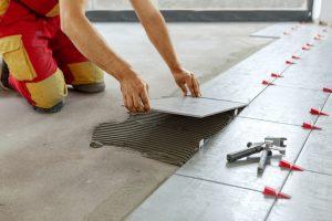 Replace Ceramic tiles