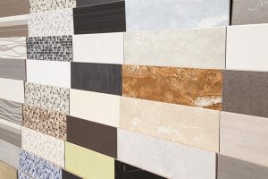Ceramic tile types